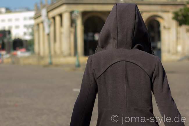 Pepernoot Hooded Coat - JOMA-style