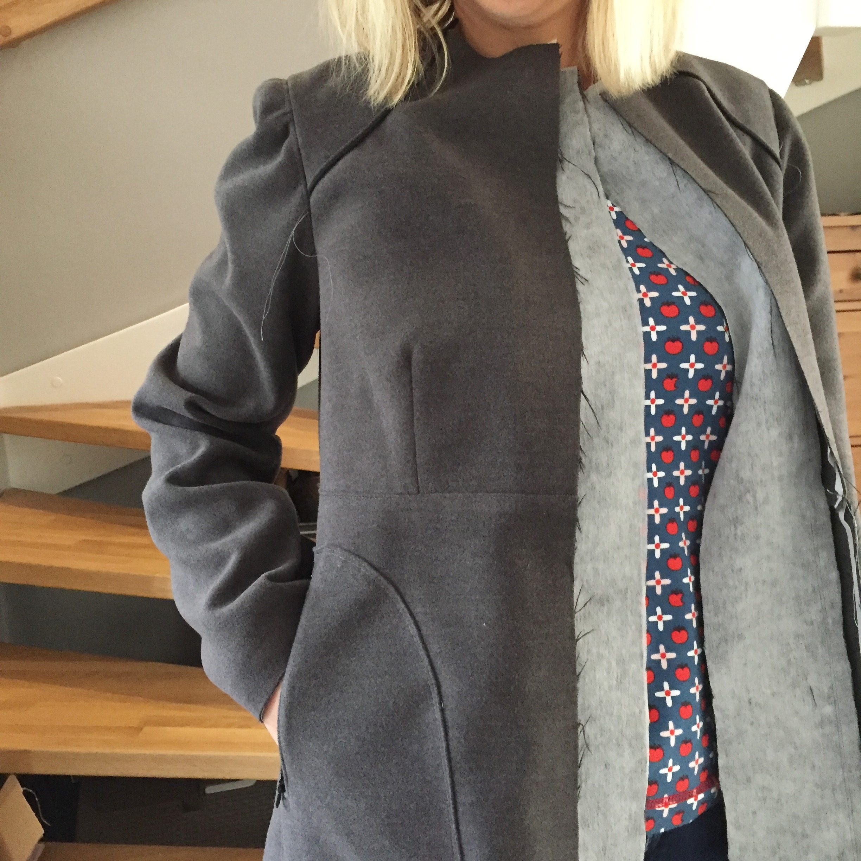 Jacken Sew Along - JOMA-style