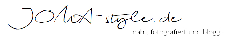 JOMA-style – Nähblog & mehr…