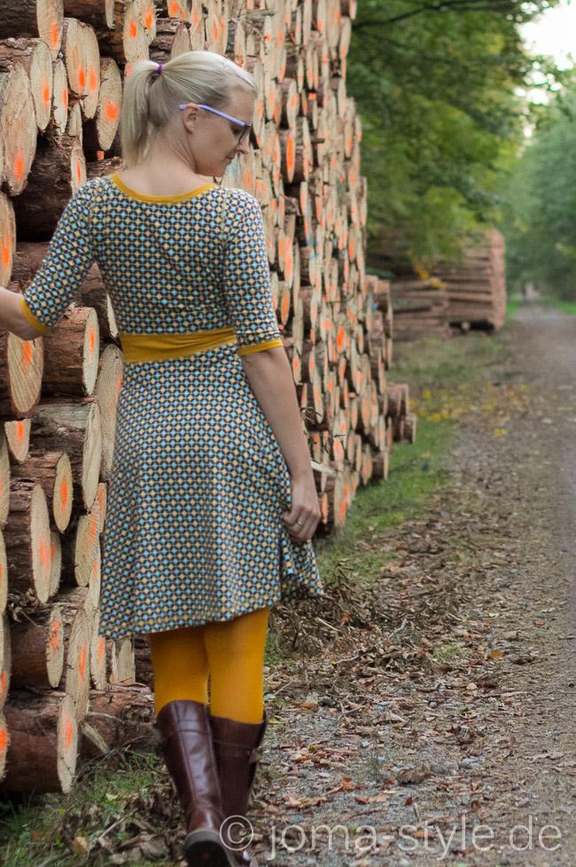 Dream Mustard von Lillestoff - JOMA-style