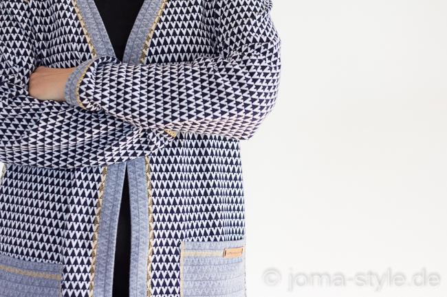 Basic-Strickmantel - JOMA-style