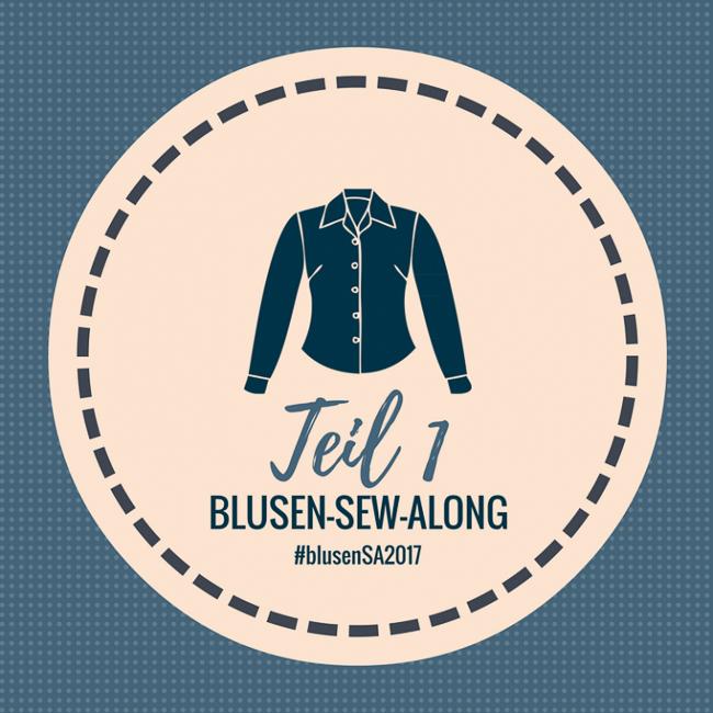 Blusen-Sew-Along - JOMA-style