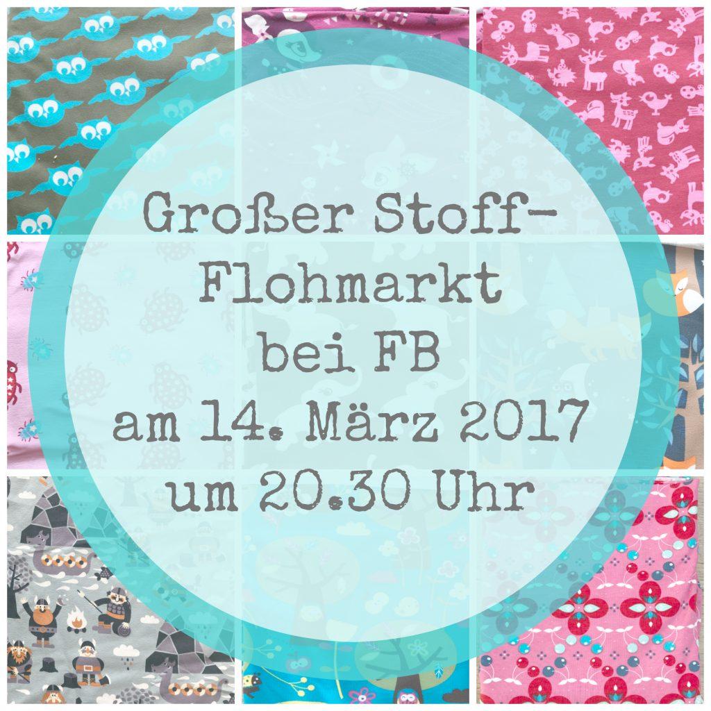 Stoff-Flohmarkt - JOMA-style