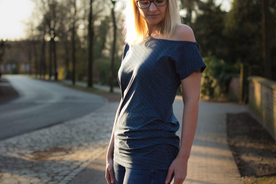 Vinossa | Lillestoff | Shirt | DIY | JOMA-style