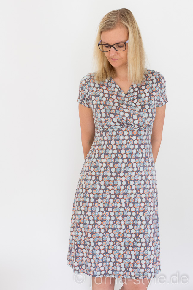 Gloria | Milchmonster | DIY | Kleid | Lillestoff | JOMA-style