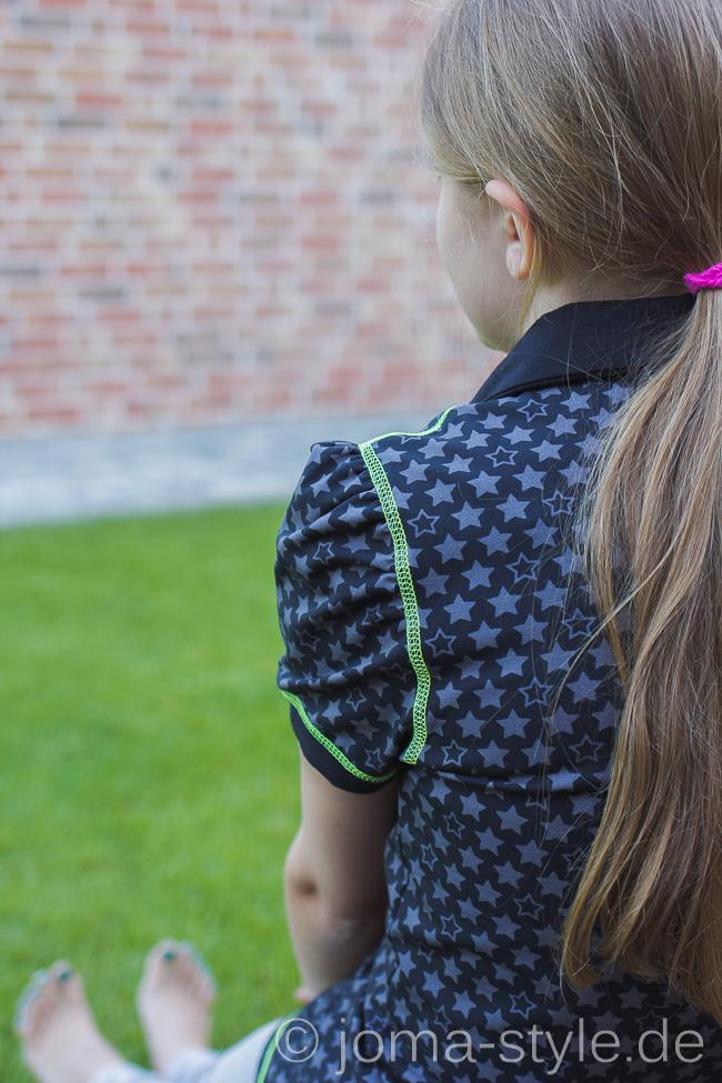 MaLiska - KiBaDoo - Polo-Shirt - DIY - Nähen - E27 - Stoff & Liebe - JOMA-style