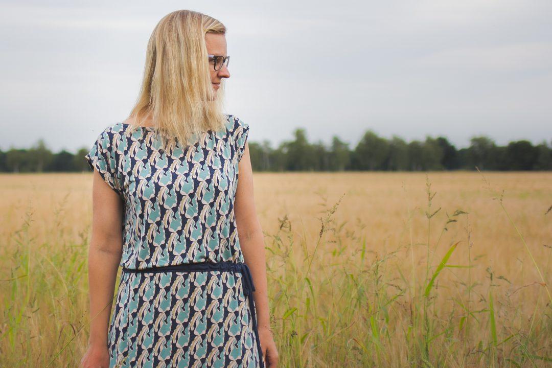 Ilmava von Lillestoff; das neue Lillestoff-Woman-Schnittmuster - JOMA-style