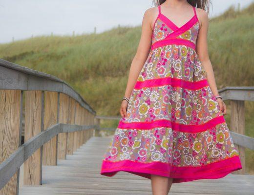 Lorelei von Farbenmix aus Blomalve von Lillestoff; genäht von JOMA-style.de