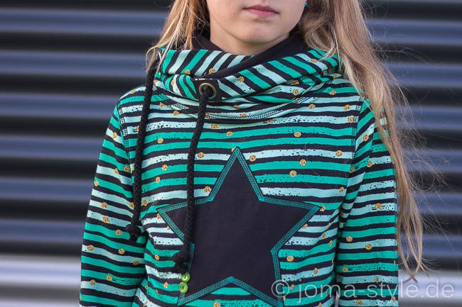 Honeycomb Stripes von Apfelschick | Lou von Ki-Ba-Doo --> JOMA-style.de