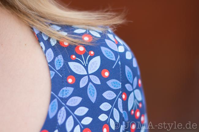 Kleid Dira von Stoff & Liebe --> JOMA-style.de