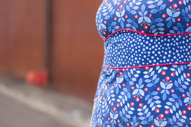 Kleid Dir aus Reverie von Stoff und Liebe --> JOMA-style.de