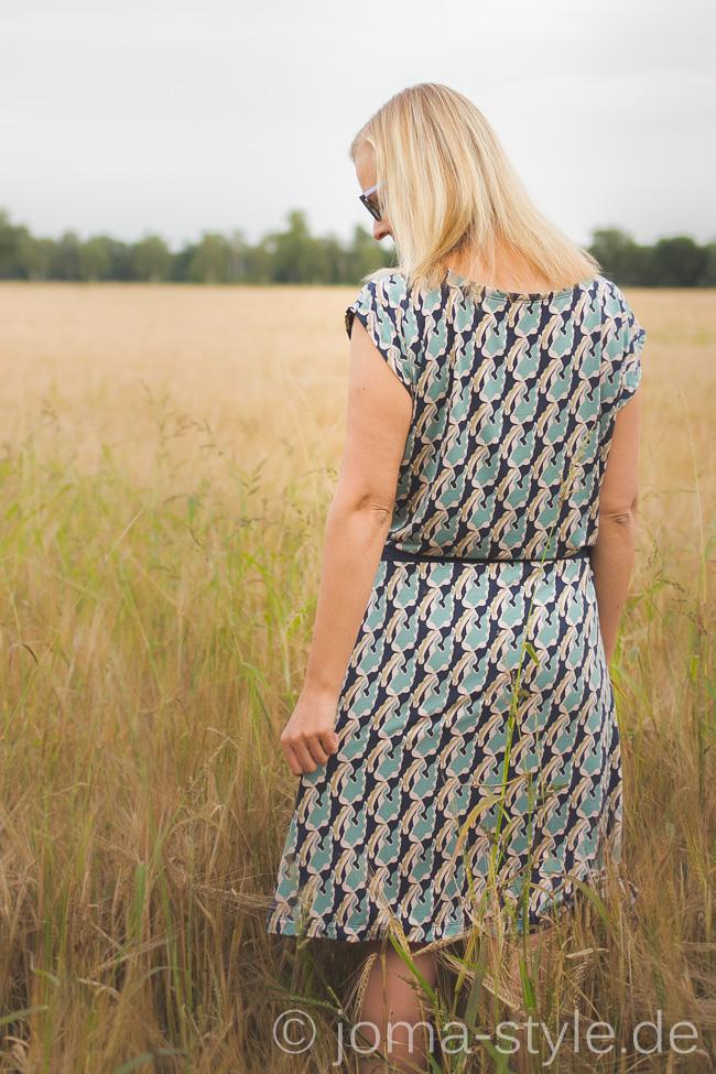 Kleid nahen webstoff